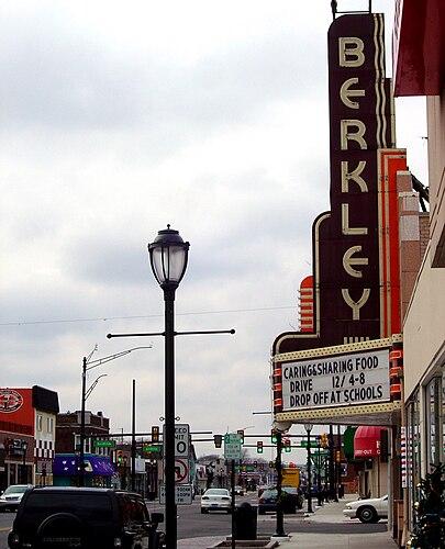 Berkley mailbbox