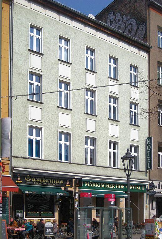 Hotel Markischer Hof Luckenwalde