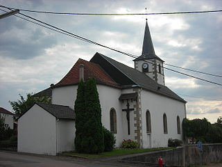 Berviller-en-Moselle Commune in Grand Est, France