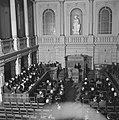 Bezoek Amerikaanse hoogleraren aan Universiteit in Amsterdam, Bestanddeelnr 901-1727.jpg