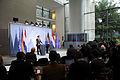 Bezoek minister-president Rutte aan bondskanselier Merkel (7413009546).jpg