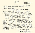 Bharthi His Own Handwriting.jpg