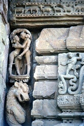 Maithuna - Maithuna at Rajarani Temple