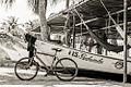 Bici en el Lago de Maracaibo.jpg