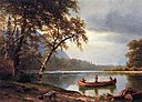 Bierstadt Albert Salmon Fishing on the Cascapediac River.jpg