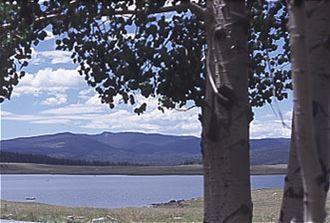 Big Lake (Arizona) - Image: Big Lake 02a