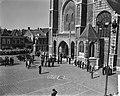 Bijzetten van Willem V in de Nieuwe Kerk te Delft, Bestanddeelnr 909-5183.jpg