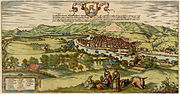 Bilbao en el siglo XVI (Franz Hogenberg)