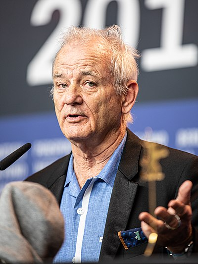Picture of a band or musician: Bill Murray