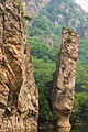 Bingyu-Valley Liaoning China Rock-formation-02.jpg