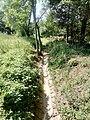Binzenlöchlesgraben, Betongerinne im Binzenlöchle.jpg