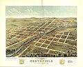 Bird's eye view of Northfield, Rice County, Minnesota 1869. LOC 73693459.jpg