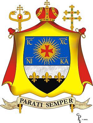 Cyril Vasiľ - Image: Biskup Vasil Cyril