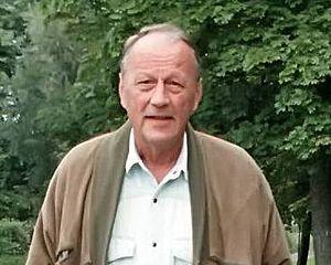 2010 in Sweden - Björn von der Esch, member of the Parliament.