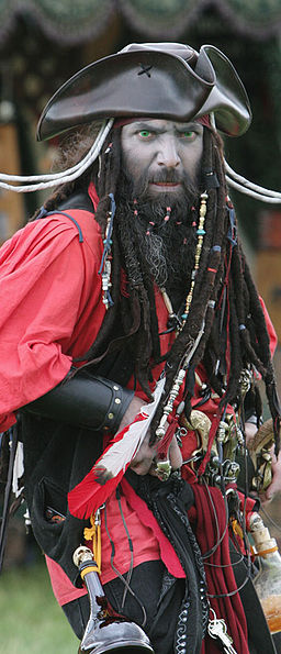 Black-Beard