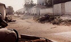 Black Hawk Down Rangers under fire October 3, 1993
