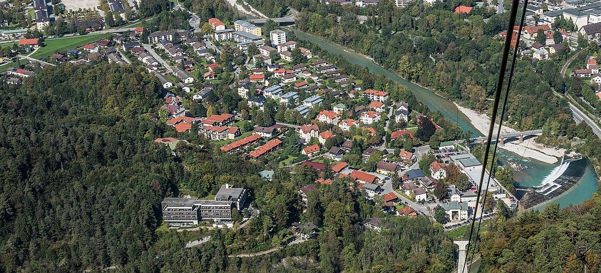 Bad Reichenhall Höhe