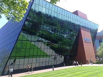 HBOS - Halifax offices in Aylesbury, Buckinghamshire.