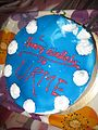 Blue Birthday Cake.JPG