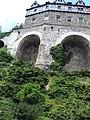 Bluszczowa ścian w zamku Książ.jpg