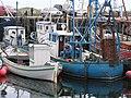 Boats, Burtonport - geograph.org.uk - 1124336.jpg