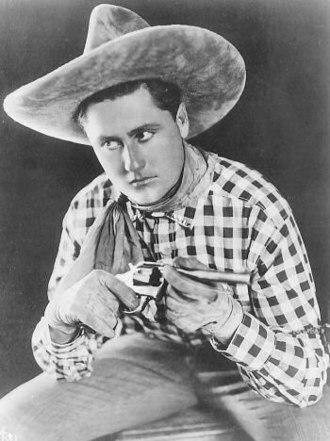 Bob Reeves (actor) - Bob Reeves around 1919