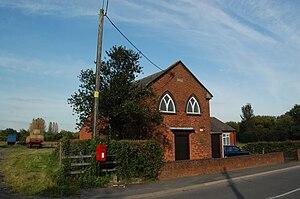 Bodymoor Heath - Image: Bodymoor Heath Old Chapel