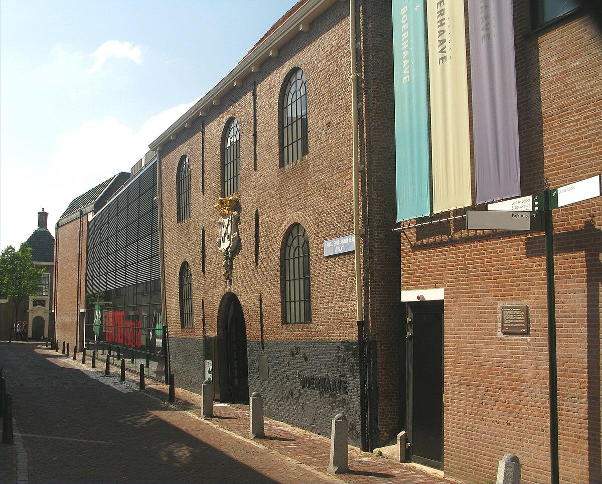 Museum Boerhaave Wikipedia