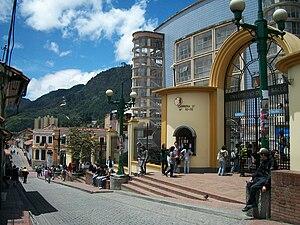 La Salle University, Colombia - La Salle University Candelaria