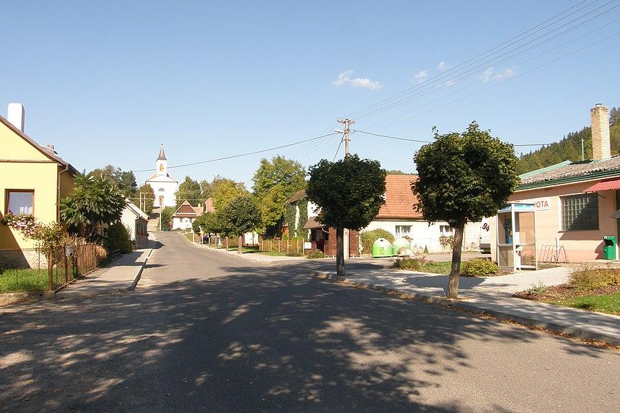 Bohuňov (Svitavy District)