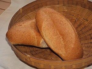 Bolillo - Image: Bolillos rolls