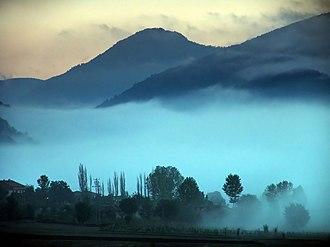 Bolu Province - Image: Bolu 08523 nevit