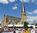Bonheiden - Memorial Philippe Van Coningsloo, 7 juni 2015, aankomst (A34).JPG
