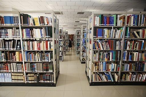Books in the Handa Library