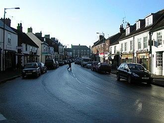 Boroughbridge - Image: Boroughbridge