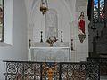 Bourrou église collatéral sud autel.JPG