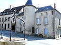 Boussac (Creuse) - Maison du XVe siècle -2.JPG