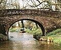 Bowden's Bridge - No.119 - KandA Canal nr.Wilcot - geograph.org.uk - 470893.jpg