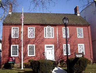 Boxwood Hall - Image: Boxwood hall