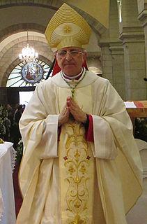 William Hanna Shomali auxiliary bishop of the Latin Patriarch of Jerusalem