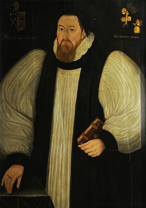 Bishop of Hereford - Image: Bp Francis Godwin