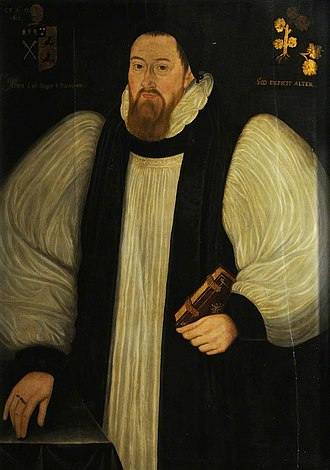 Bishop of Llandaff - Image: Bp Francis Godwin