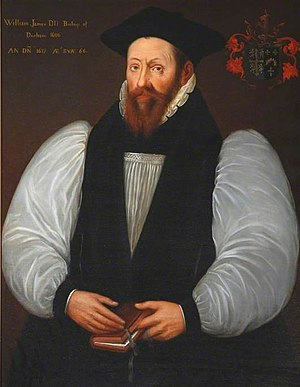 William James (bishop) - Image: Bp William James