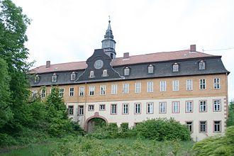 Brachttal - Image: Brachttal Schloss Eisenhammer 01