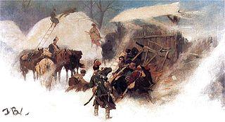 Obrona zaścianka (Konfederaci barscy)