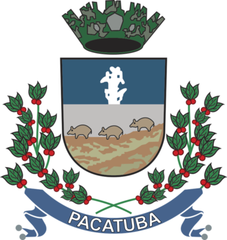 Pacatuba, Ceará - Image: Brasao de Pacatuba
