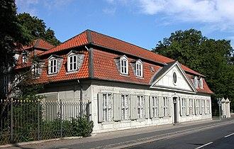 Schloss Richmond - Image: Braunschweig Brunswick Gerstaecker Museum (2006)