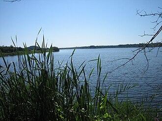 Parc naturel régional de la Brenne - Etang Mer Rouge. Parc naturel régional de la Brenne.
