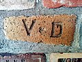 Brickworks wall, Beamish Museum, 26 January 2014 (6).jpg