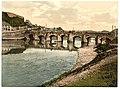 Bridge, Carmarthen, Wales LOC 3751646617.jpg
